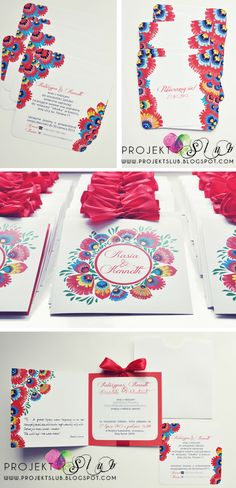 Blog pracowni realizującej oryginalne i nietypowe projekty zaproszeń ślubnych na indywidualne zamówienie- wyjątkowa papeteria, dodatki weselne