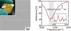 Metamaterial absorbers for infrared inspection technologies