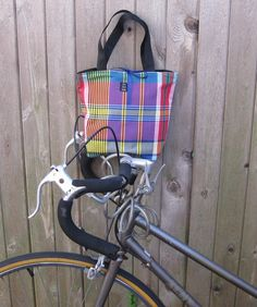 Hey, I found this really awesome Etsy listing at https://www.etsy.com/listing/68332805/plaid-bag-bright-colors