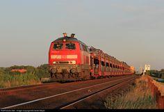 RailPictures.Net Photo: 218 345-7 Deutsche Bahn AG 218 at Klanxbüll, Germany by Daniel Meyer