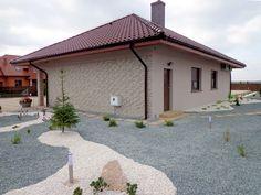Neptun 5 projekt domu - Jesteśmy AUTOREM - DOMY w Stylu 4 Bedroom House Plans, Ideas Para, Gazebo, Outdoor Structures, House Design, Patio, How To Plan, Architecture, Outdoor Decor