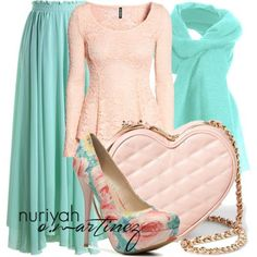 Designer Clothes, Shoes & Bags for Women Hijab Fashion 2016, Muslim Fashion, Modest Fashion, Fashion Dresses, Womens Fashion, Fashion Trends, Modest Outfits, Classy Outfits, Stylish Outfits
