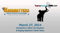Raging Elephants' Heidi Thiess Talks With Hal Hawkins on Cronyism in Texas