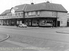 This largely unaltered and tidy looking parade of shops is to be found on the A60, Mansfield Road at Daybrook in Nottingham. Constructed in 1937, they are named in celebration of King George VI's Coronation (12th May 1937), a situation that was created by the unexpected abdication of Edward VIII.