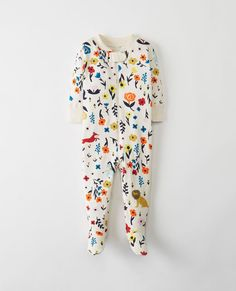 Little Sleepers With Feet In Organic Cotton in Make it Magic - main
