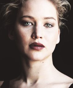 Jennifer Lawrence for The Hollywood Reporter is it even legal to be this pretty