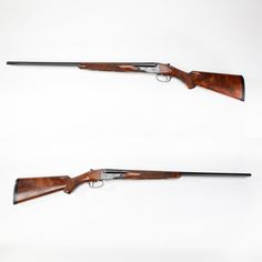 A Parker from Remington - 1934 marked the year that Remington took over production of Parker shotguns, moving the plant in 1938 to Ilion, NY. Then came WWII, which ended production. In a 1987 project intended to bring back the classic Parker side-by-side shotgun, the Remington Custom shop made up prototypes that included updated features like screw-in chokes. Only a handful of these 20 ga. shotguns were to be produced.