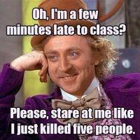 Hahahaha. Hasn't happened to me yet, but I've seen it many times!