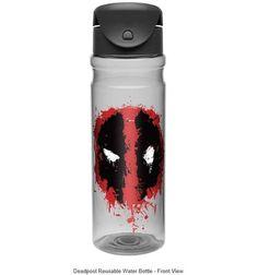 New Zaks Design Darth Vador And Klyo Ren Flip Top Water Bottle 25 oz