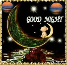 Good night sister and all,have a peaceful sleep. Cute Good Night, Good Night Gif, Night Love, Good Morning Gif, Good Night Sweet Dreams, Good Night Image, Day For Night, Good Night Sleep, Good Night Greetings