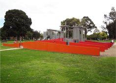 Carlton Gardens, Melbourne. TCL