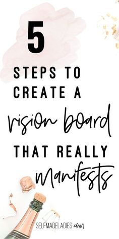 Does your vision board really work? learn how to create a vision board that will make all your dreams come true, is your dream board or vision board n.