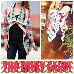 The Emily Cardi – Pistols & Pearls Boutique