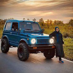 Jeep Suzuki, Suzuki Sj 410, Suzuki Jimny, Small Trucks, Mini Trucks, Samurai, Gold Detector, Mitsubishi Cars, Rc Rock Crawler