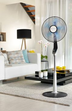 Rowenta Turbo Silence Extreme Standing Fan | Nordstrom Bedroom Fan, Stand Fan, Fan Blades, Save Energy, How To Fall Asleep, Things To Come, Home Appliances, Gadgets, Fans