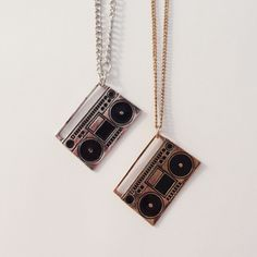 Boombox. Boombox, Necklaces, Shopping, Accessories, Jewelry, Jewlery, Bijoux, Chain, Jewerly