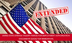 The United State Citizenship and Immigration Service (USCIS) has reportedly extended the validity period of Employment Authorization Documents (EADs) for immigrants from Liberia.