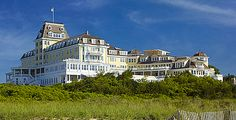 The Ocean House Hotel in Watch Hill, RI is the perfect New England summer escape. The hotel was recently rebuilt to maintain the architectural detail of the original structure built in the late 1800s. The relaunch of the hotel continues the historic tradition of Watch Hill's seaside resorts.