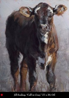 Jill Soukup, Artists, Oil Painters, Oil Paintings, ... | Animals in a ...
