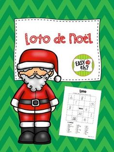 French Christmas Bingo /Loto game to play with students in French Immersion, Extended French or Core French. Christmas Bingo, Christmas Activities, Christmas Themes, Kids Christmas, Core French, French Christmas, Teaching Resources, Classroom Resources, Teaching Ideas