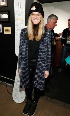Sundance Film Festival 2017: The Best Celebrity Style - Brooklyn Decker