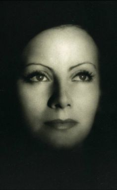 Greta Garbo photographed by Clarence Sinclair Bull, 1929.