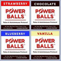 Eeny meeny miny mo! Love all the flavors. New inventory shipping soon!  #powerballs