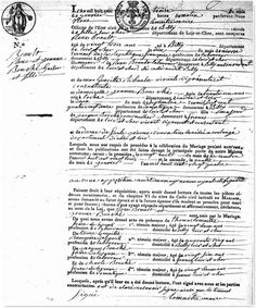 Genealogists Use The Act_Acte de mariage Etat Civil, Genealogy, Acting, Printables, Math Equations, Words, French, Crochet, Blank Family Tree