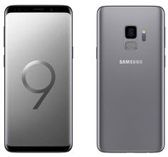 Galaxy S9 in gorgeous Titanium Gray spotted before announcement