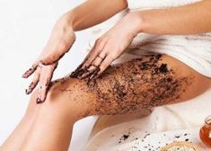 Ten curat si luminos cu 5 remedii naturale - We Beauty Cellulite Scrub, Perfect Abs, Bikini Wax, Coffee Scrub, Daily Beauty, Makeup Revolution, Diet And Nutrition, Beauty Skin, Body Care