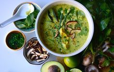 Thai Bliss Curry Soup
