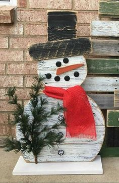 Reclaimed Wood Snowman – 31 inch Snowman – Outdoor Decor – Front Porch Decor – Christmas Decor – only available through November 22 Reclaimed Wood Snowman 31 Zoll Schneemann Outdoor Decor Snowman Christmas Decorations, Christmas Wood Crafts, Pallet Christmas, Christmas Porch, Christmas Snowman, Rustic Christmas, Christmas Projects, Holiday Crafts, Christmas Signs
