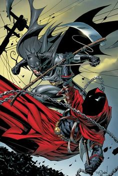 Best Of Batman Comic Book Drawing , Batman Vs Spawn Still Have This In My Collection, Best Of Batman Comic Book Drawing , Batman Comic Book Drawing Batman The Dark Knight, Batman Vs, Batman Robin, Batman Arkham, Marvel Dc, Marvel Comics, Cosmic Comics, Darkhorse Comics, Batman Comic Books