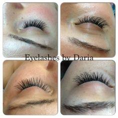 1ab13e33a2b 18 Best Eyelash Extensions images in 2018 | Eyelashes, Lashes ...