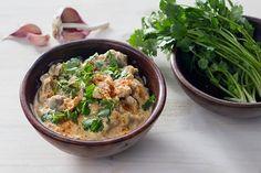 Антикризисные блюда: рецепты с куриными субпродуктами. Куриные желудки в остром соусе - Woman's Day
