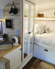 caravan renovation 228698487315334596 - 25 Simple Short Bus Conversion Inspiration – decoratoo Source by donutsdowndog Bus Living, Pimp My Caravan, Materiel Camping, Kombi Home, Chuck Box, Short Bus, Caravan Renovation, School Bus Conversion, Van Home
