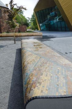 Colchester New Square (Colchester, UK) : for Visual Arts Facility « Kinnear Landscape Architects