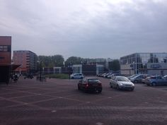 2014 10 07 zicht op plein vanaf Kieldiep