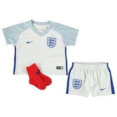 Nike England Home Mini Kit 2016 Baby
