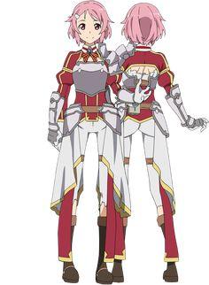 CHARACTER | Phantom Bullet | Sword Art Online