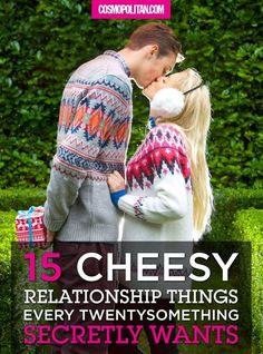 17 Cheesy Relationship Things Every Twentysomething Secretly Wants