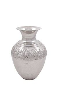 METAL URN VASE Mr Price Home, Urn Vase, Wall Clock Online, Blue And White, Metal, Stuff To Buy, Home Decor, Urn, Decoration Home