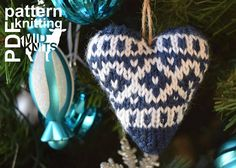 2017010 Knit Fair Isle Hearts pattern by Midknits Knitting Patterns, Crochet Patterns, I Cord, Knit In The Round, Holidays 2017, Heart Patterns, One Color, Fingerless Gloves, Arm Warmers