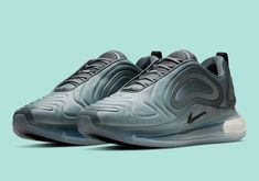 new product fecbc 26dd3 Nike Air Max 720 Grey AO2924-002 Release Info