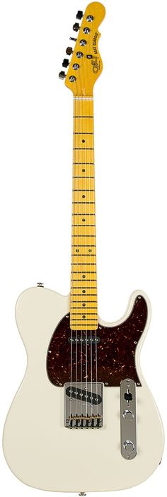 G ASAT Classic in Vintage White - Guitar Adoptions