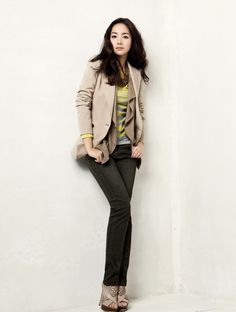 Park Min Young for Compagna S/S 2011 Pt.2