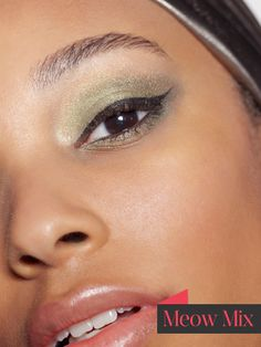 I love the cat eye. Especially because my eyes are almond shaped and they have a winged edge already.