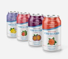 Find our amazing CBD Seltzer Water here at Queen City Hemp. Select refreshing flavors like blood orange, guava, passion fruit and lemon lavender. Fruit Water, Kombucha Bottles, Drink Bottles, Ginger Cocktails, Us Department Of Agriculture, Stress, Beverage Packaging, Italian Foods, Sodas