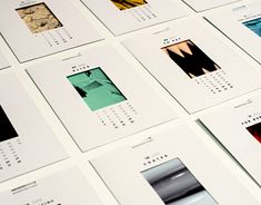 "Check out this @Behance project: ""Fedrigoni Calendar 2015 