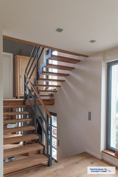 hplst-10_HPL-und_Stahltreppen_2 House Stairs, Staircase Design, Diy Home Decor, Indoor, Staircases, Ideas, Stairs Architecture, Stairs, Flats